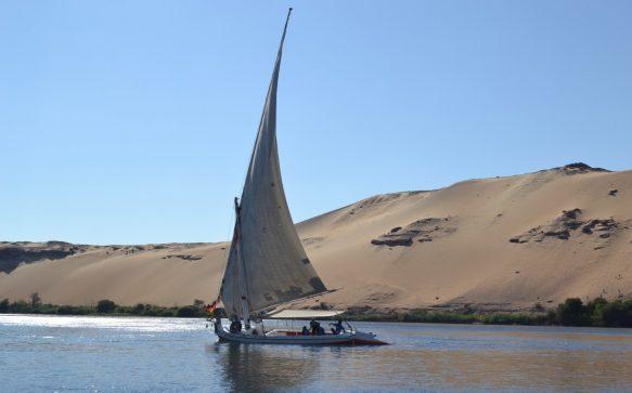 Il dolce scorrere del Nilo