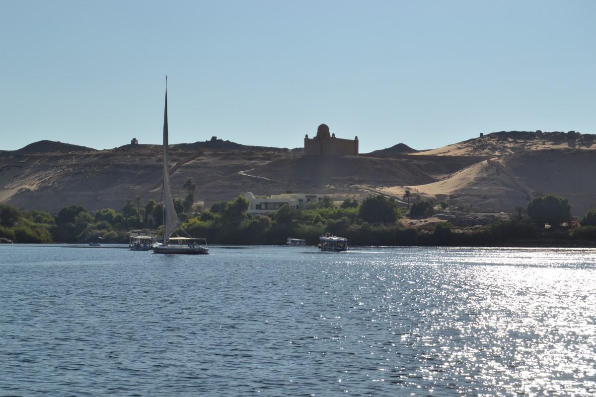 dolce scorrere del Nilo