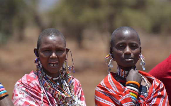 In Pictures: Volti d'Africa