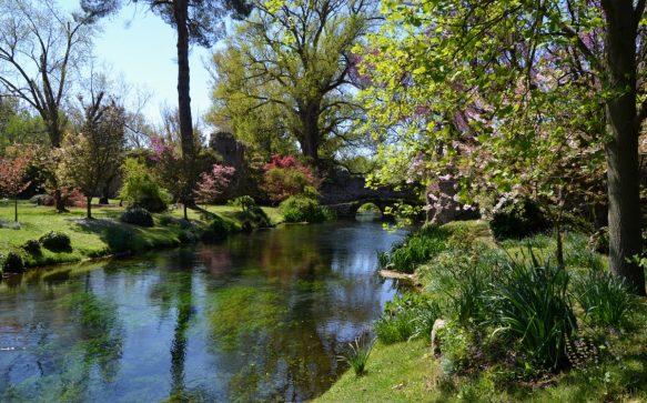 Il mondo in un giardino