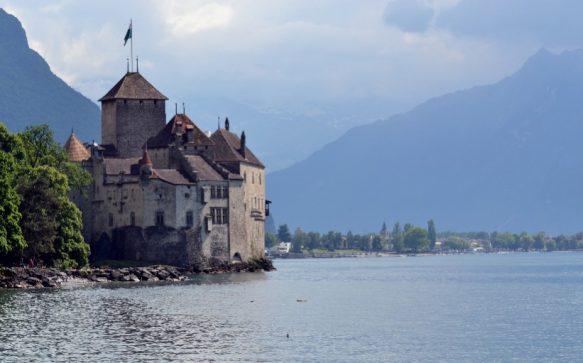 Chillon: un castello che è una fiaba