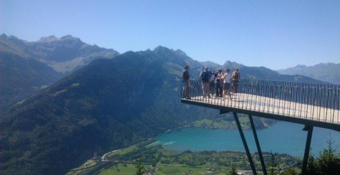 Interlaken, wanderland Schweiz