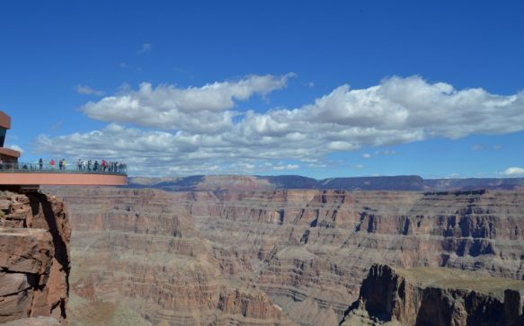 Grand Canyon: volere è volare