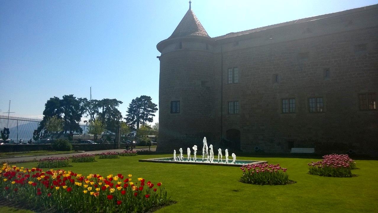 Castle Morges