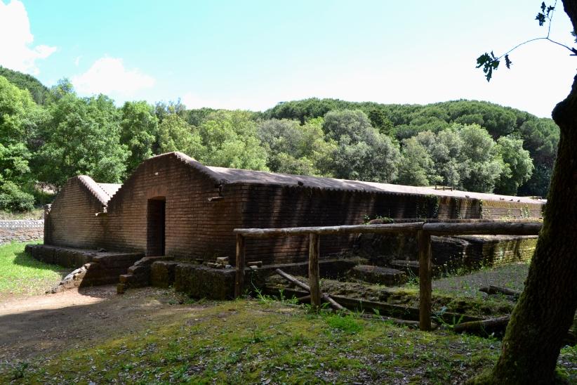 Cisterne della Villa di Domiziano