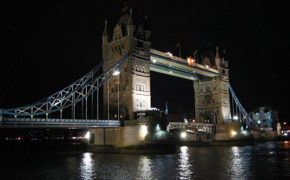 Il bagaglio da Londra