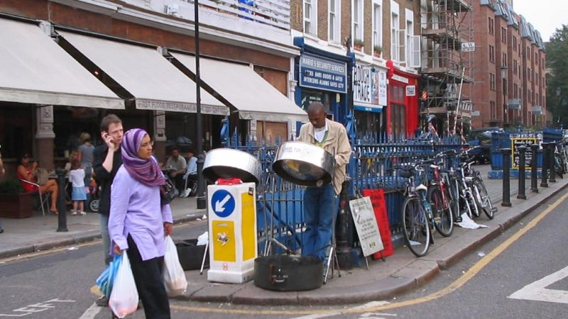 Londra Portobello Road