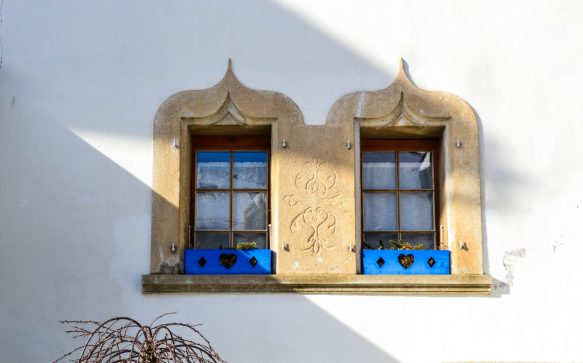 In Pictures: Windows and details