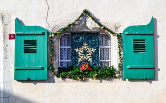 In Pictures: Tra finestre e colori