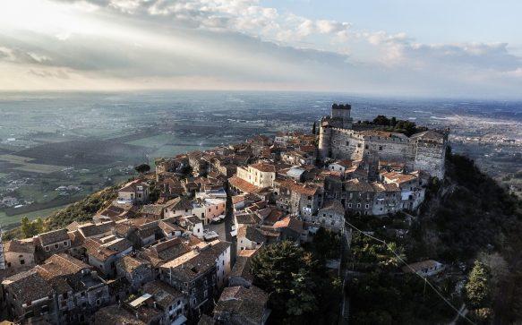 #Italiantreasures: Sermoneta, un piccolo borgo, grande nella propria bellezza