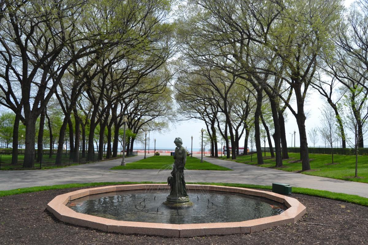 Chicago_Grant Park