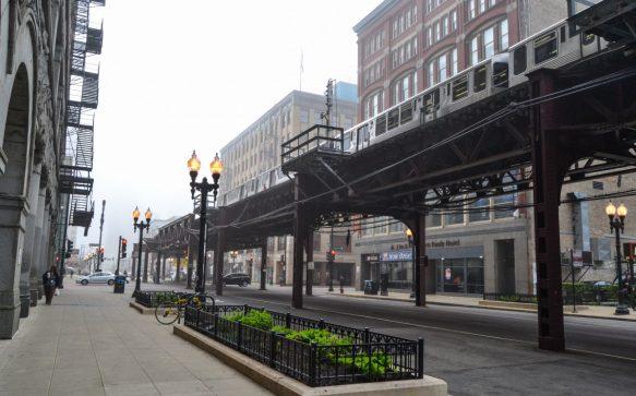 Chicago: tra treni e biciclette