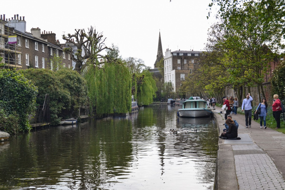 Londra_Little Venice