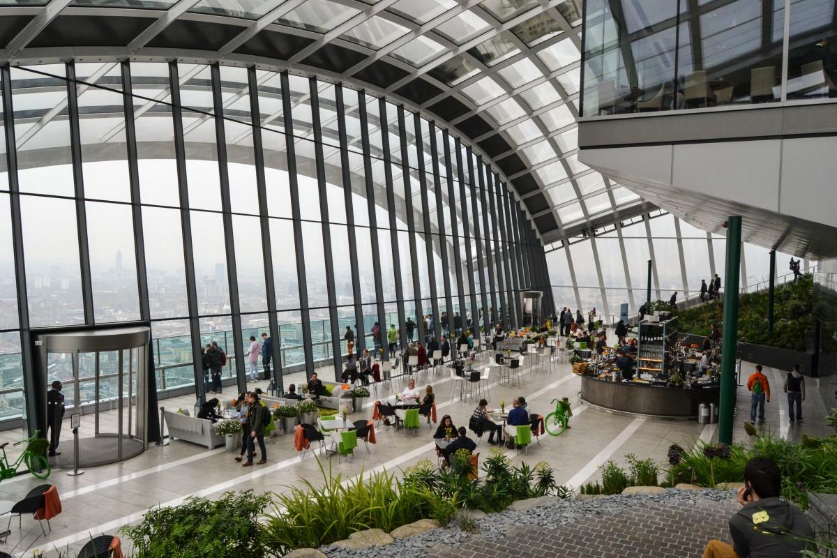 Londra_Sky Garden