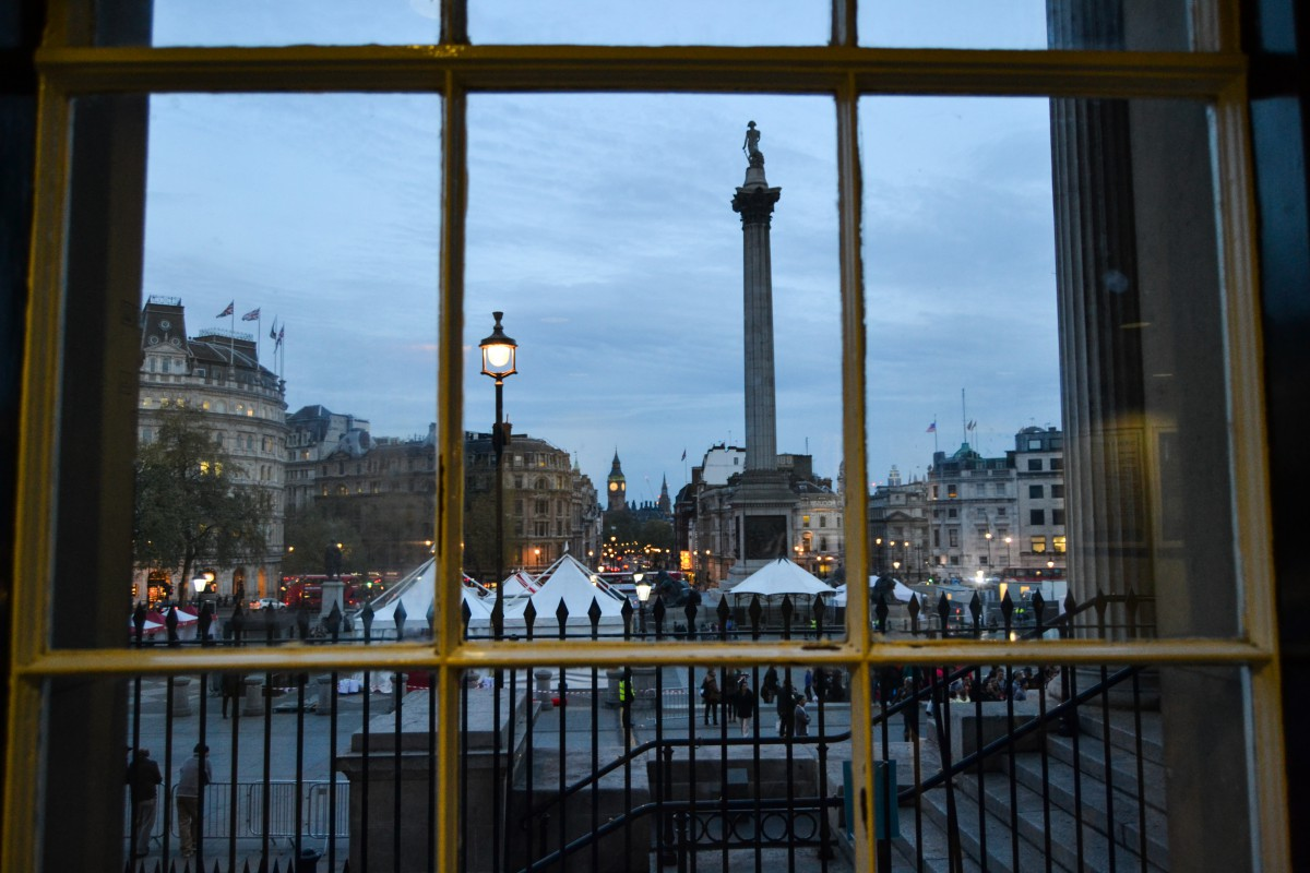 Londra_Trafalgar Square