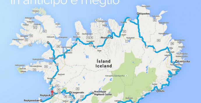 Islanda: in anticipo è meglio