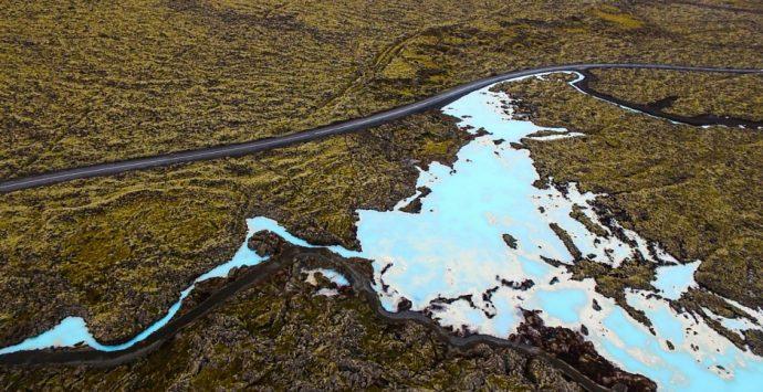 Islanda del sud: il video
