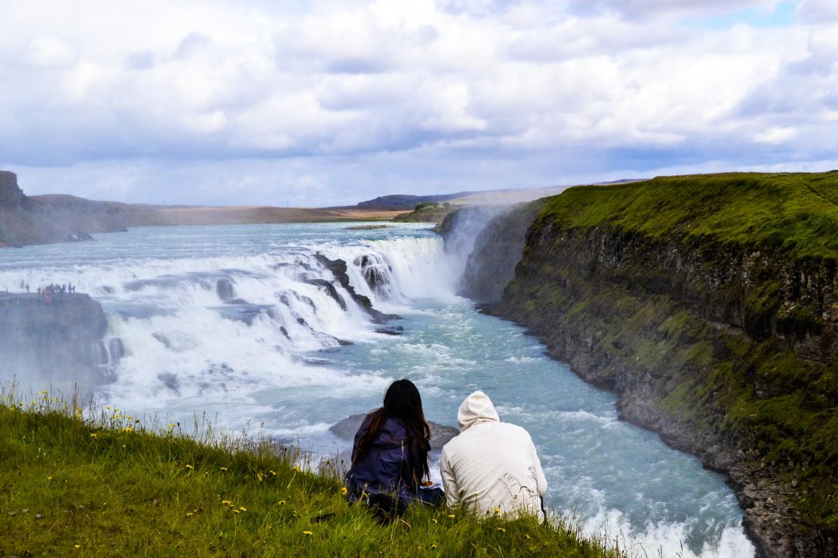 Islanda: il circolo d'oro Gullfoss