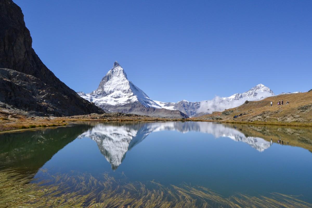 Zermatt_Rifflesee