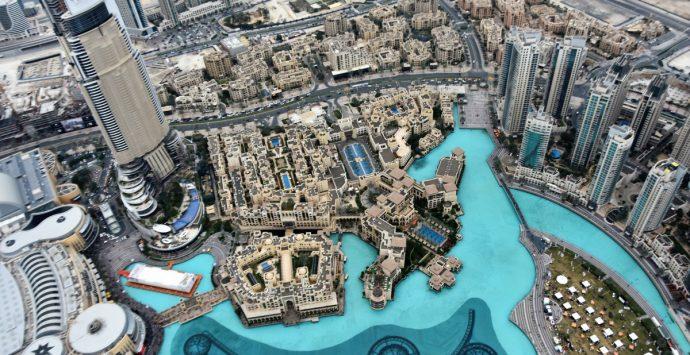 Dubai non potrà mai accontentarsi che del primo posto