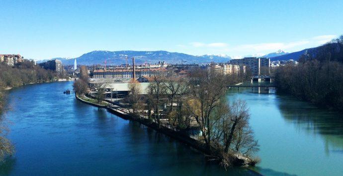 Bois-de-la-Bâtie e murales: un percorso alternativo a Ginevra