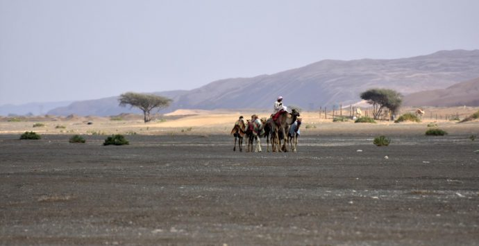 Oman: itinerario di viaggio