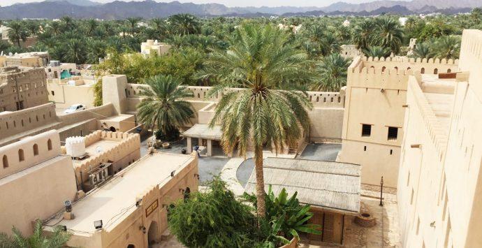 3 forti da visitare in Oman