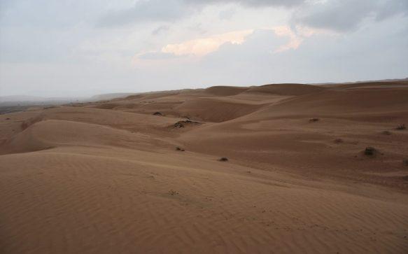 Sharqiya Sands: le mille sfumature del deserto dell'Oman