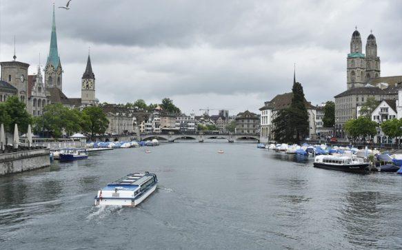 In Pictures: Zurigo, tra incontri e concerti