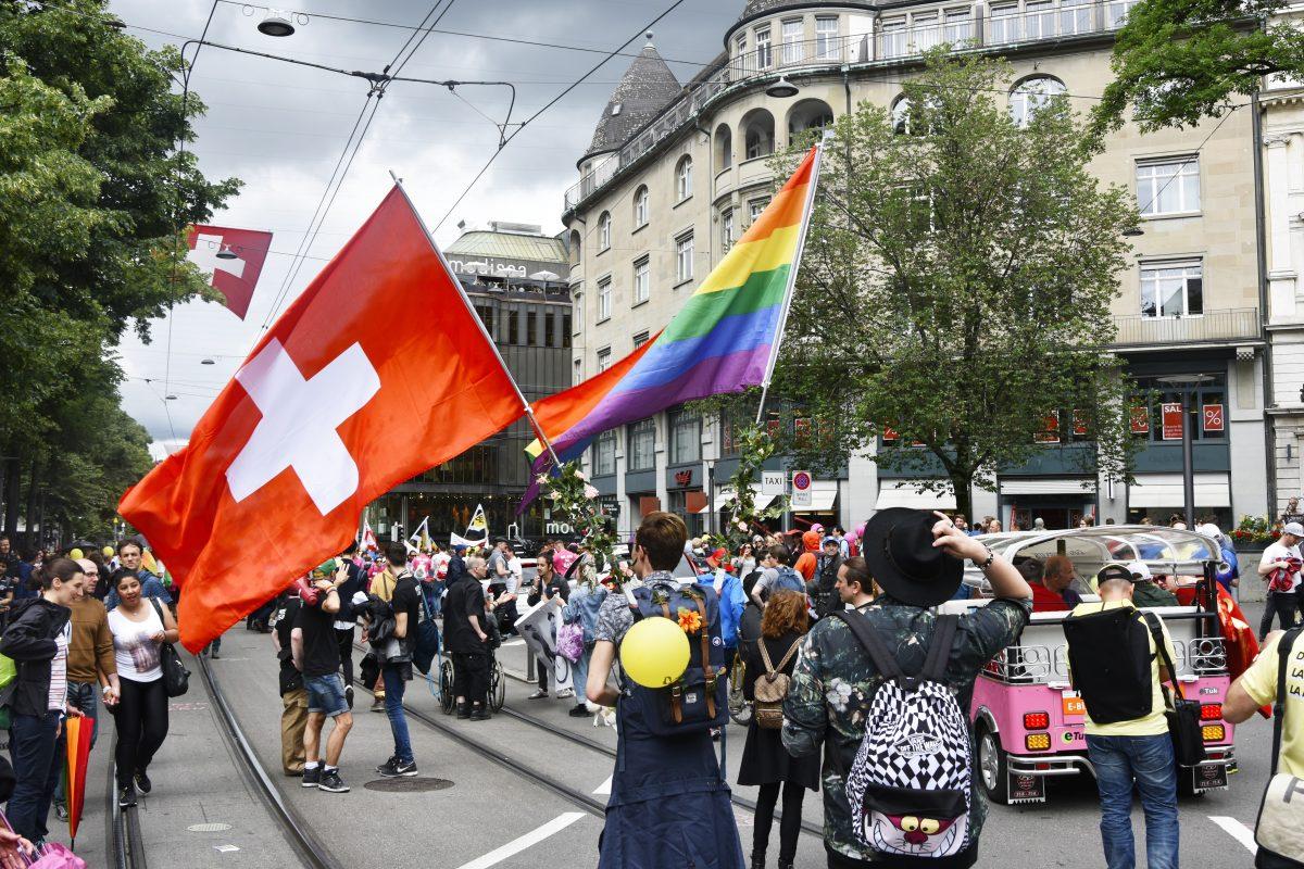 Pride Zurich