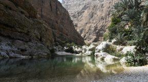 Secret Cave at Wadi Shab