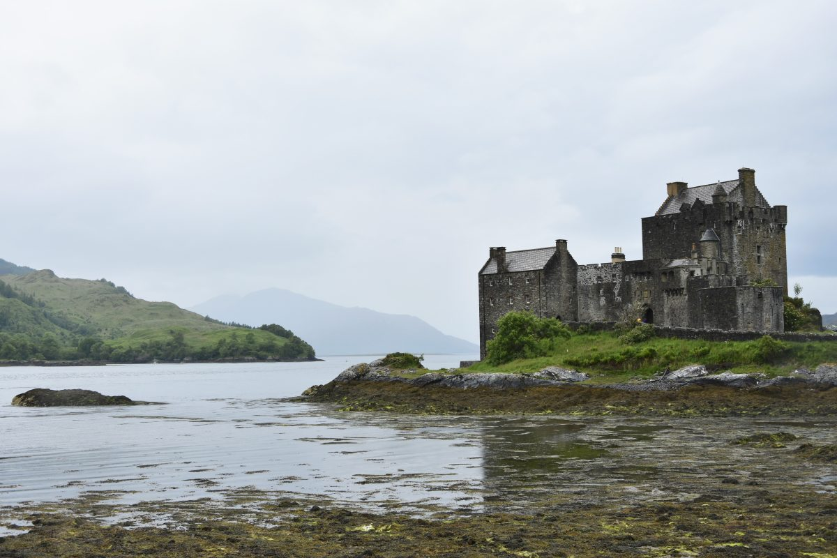 Scozia Eilean Donan