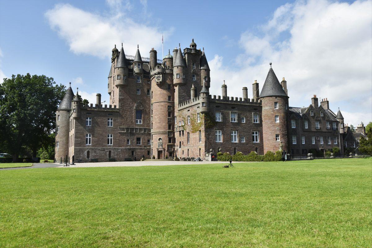 Scozia Glamis Castle