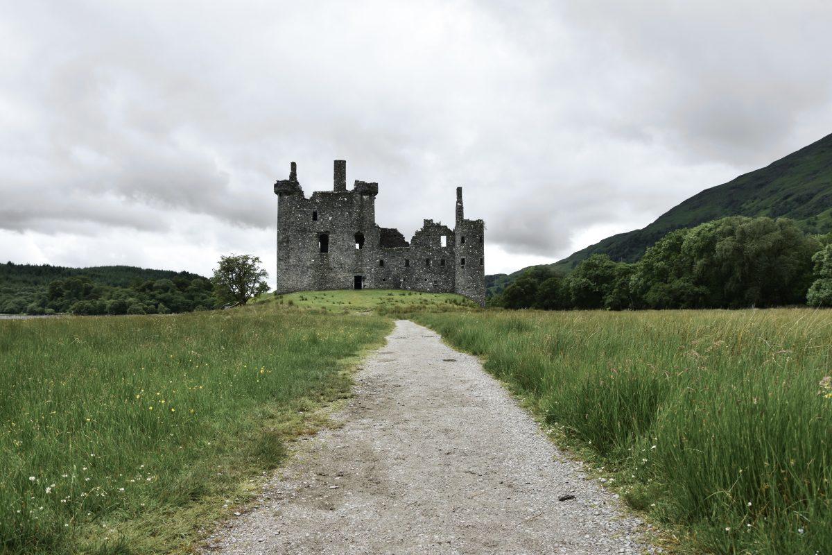 Scozia Kilchurn Castle