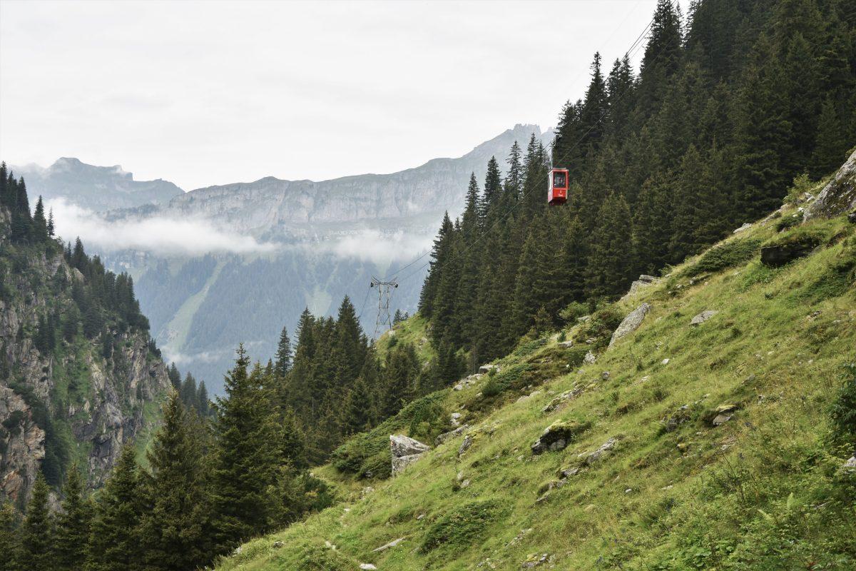 Triftbahn