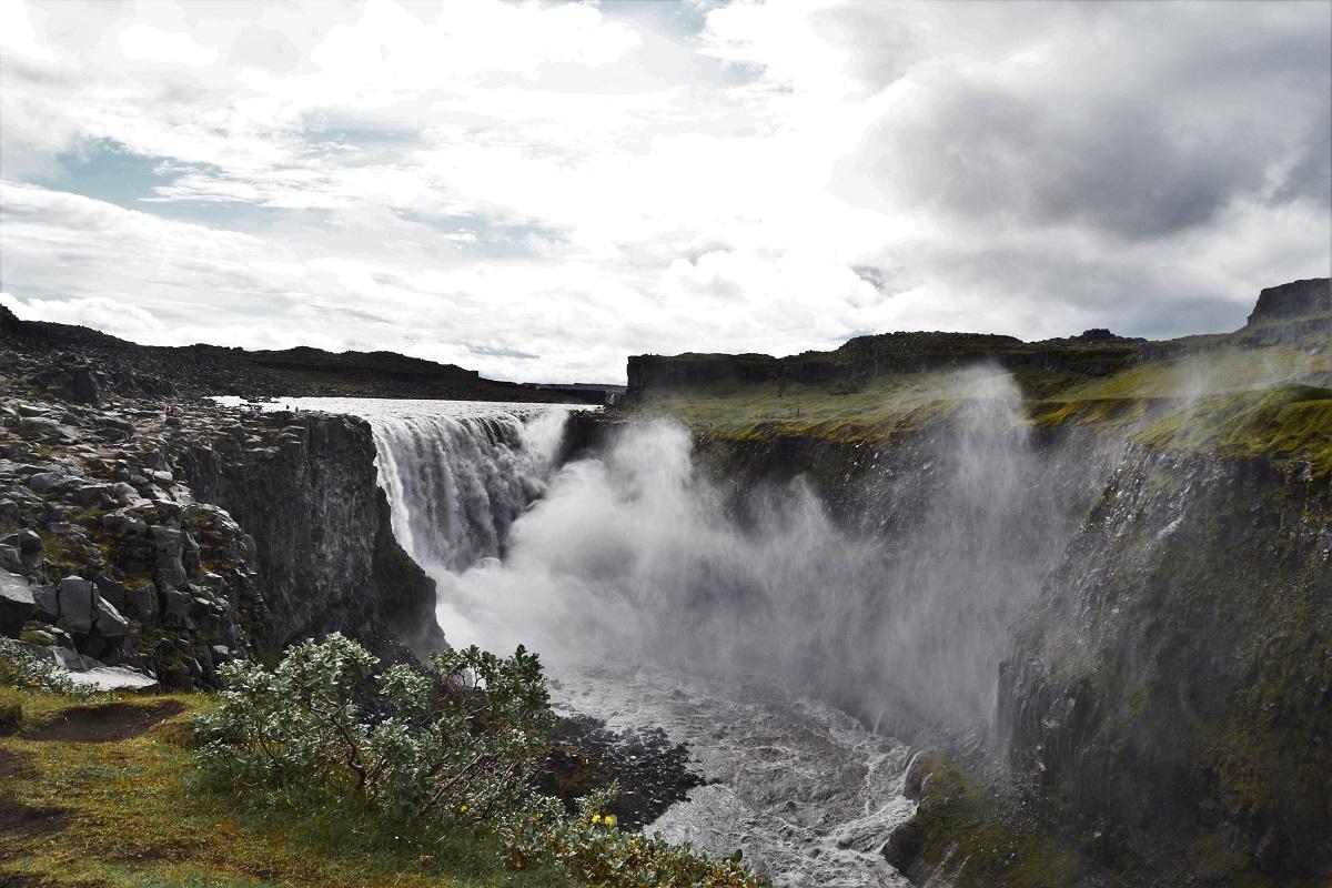 Islanda del nord dettifoss