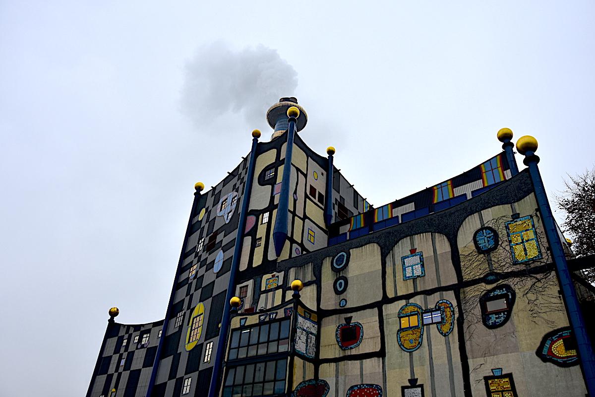 Vienna Hundertwasser centrale