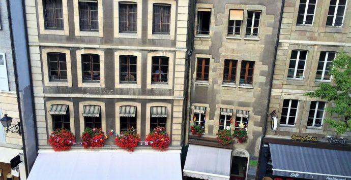 Ginevra: i miei luoghi preferiti raccontati attraverso Instagram