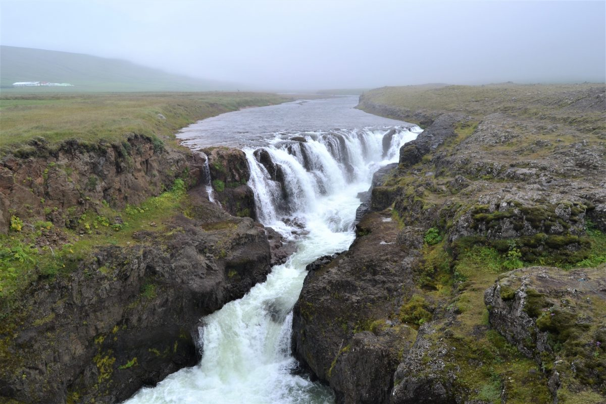 Islanda cascate