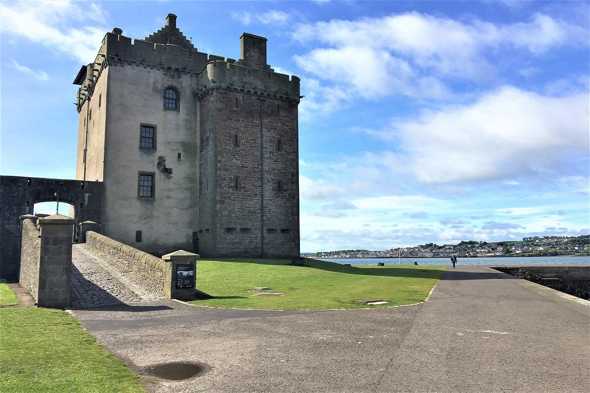 Dundee ad Aberdeen