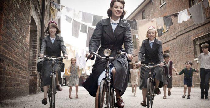 Call The Midwife: un viaggio nella Londra anni '50