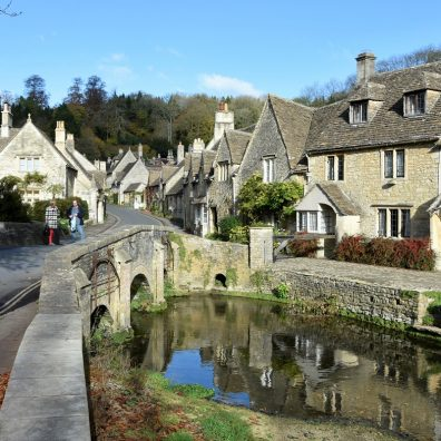 In Pictures: Castle Combe