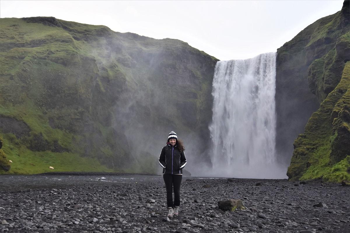 Skogafoss cascate islandesi
