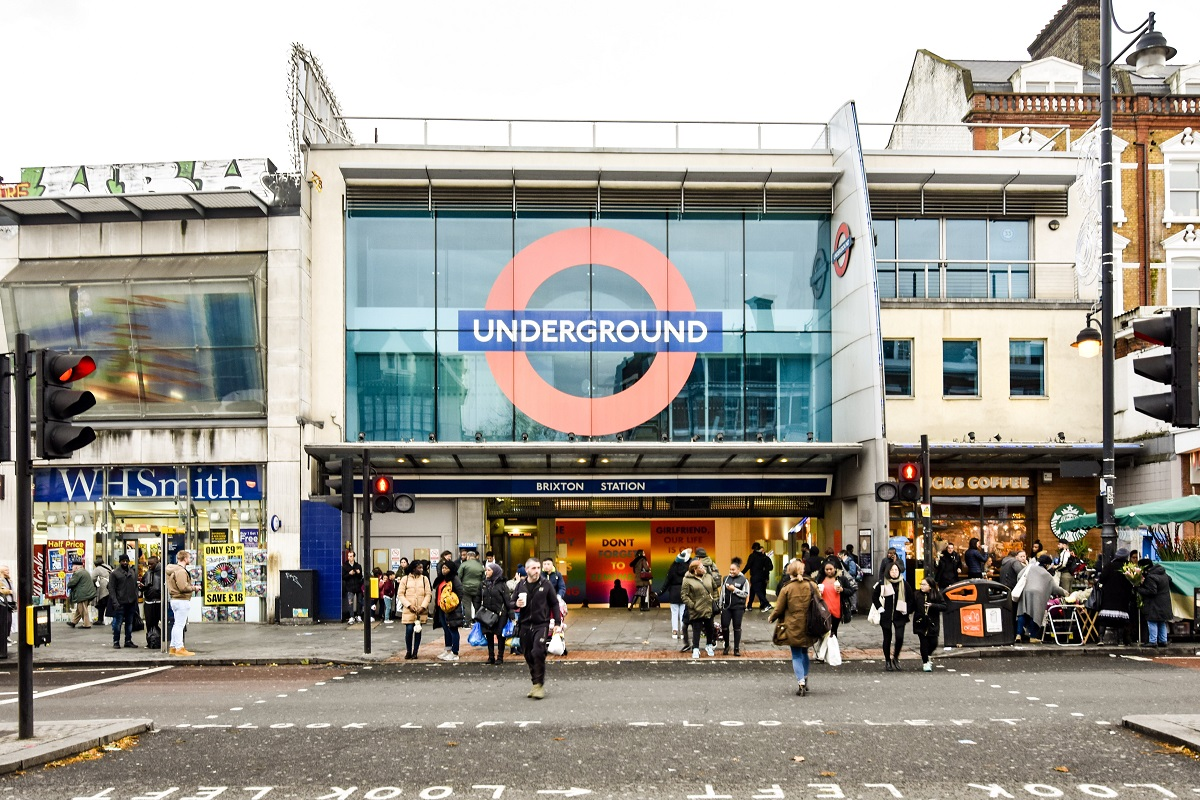 Brixton Londra