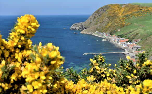 Pennan, Crovie e Gardenstown: la Scozia in cui il tempo si è fermato