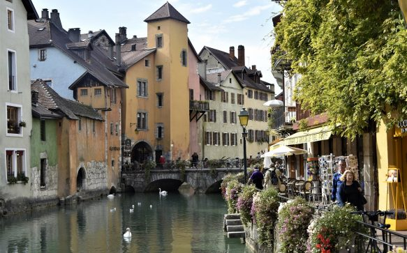 Europa in technicolor: le città più colorate dei miei viaggi