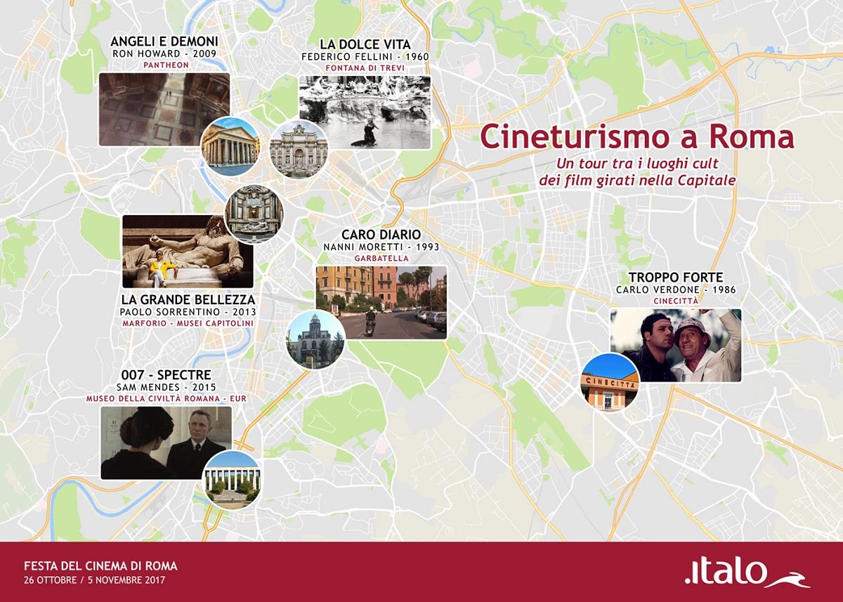 Film ambientati a Roma cineturismo Festa del Cinema 2017 (1)