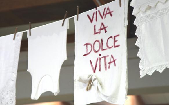 Roma: lungo i passi della [mia] Dolce Vita