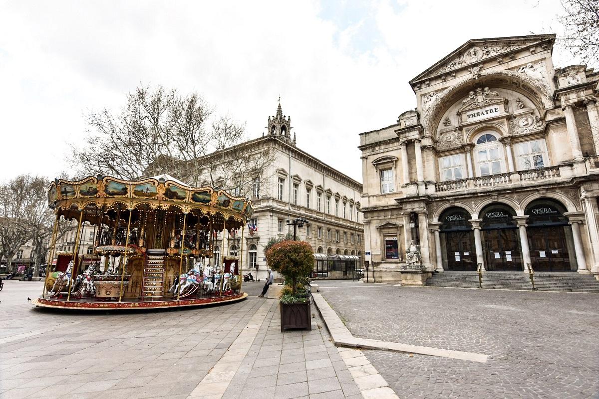 Avignone Provenza Camargue